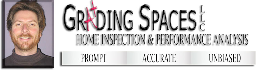 Grading Spaces - Home Inspection and Performance Analysis